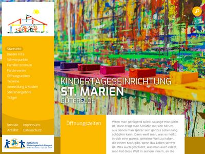 Kindertagesstätte St.Marien