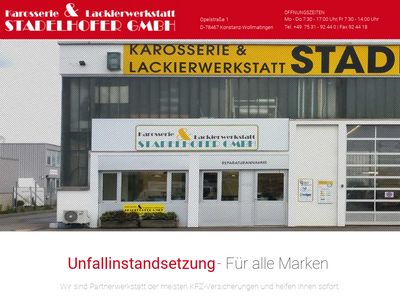 Berndt Stadelhofer CGS Stadelhofer