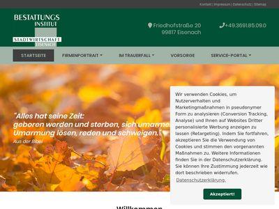 Stadtwirtschaft Eisenach GmbH