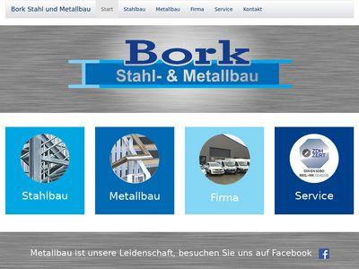 Bork Stahl-& Metallbau