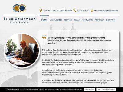 Weidemann Erich