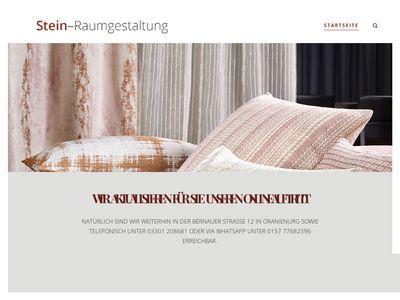 Raumgestaltung Stein GmbH