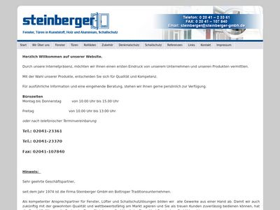 Steinberger GmbH