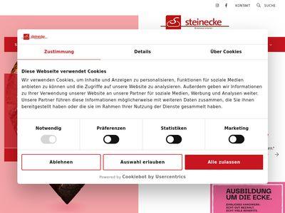Bäckerei Steinecke - im REWE