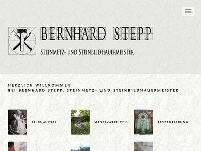 Stepp Bernhard Steinmetz
