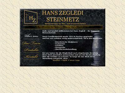 H. Zegledi Steinmetz/Bildhaue