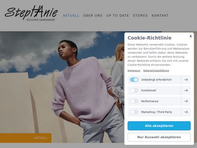 Stephanie - exclusive Damenmode