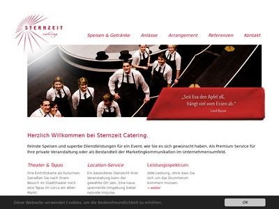 Sternzeit Catering Bielefeld GmbH & Co. KG