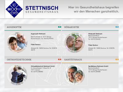 Stettnisch Olaf Augenoptik Hörakustik