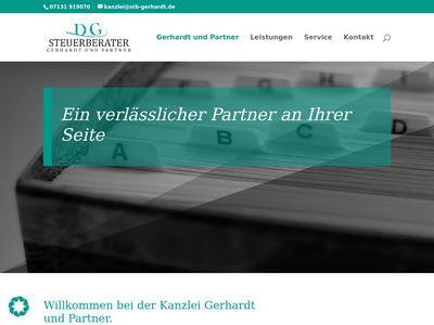 Dieter Gerhardt Steuerberater