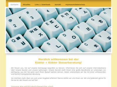 Steuerberater Roland Kübler in 71522 Backnang