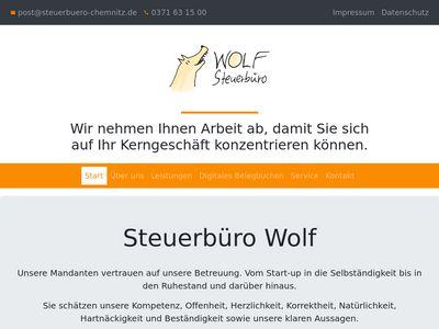 Wolf Torsten Steuerberater