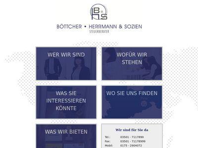 Steuerberater Böttcher, Herrman & Sozien