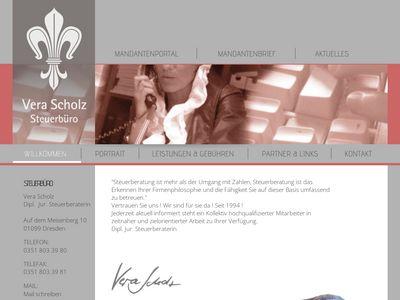 Steuerbüro Vera Scholz Dresden