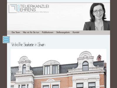 Steuerkanzlei Behrens Schwerin