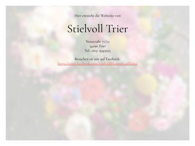 Stielvoll Blumen & mehr - Sarah Kohler