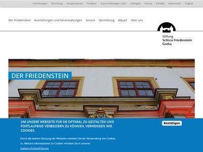 Stiftung Friedenstein