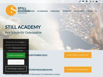 STILL ACADEMY Osteopathie GmbH