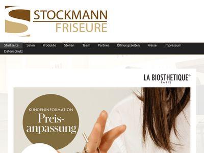 STOCKMANN FRISEURE