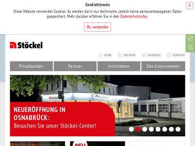 Stöckel GmbH Fenster u. Haustüren