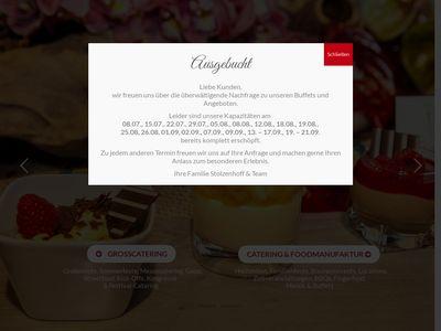 Stolzenhoff Catering Company GmbH