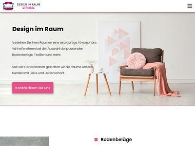 Design im Raum Streibel GmbH