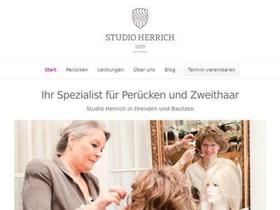 Studio Herrich - argentum Perückenstudio