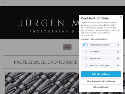 Jürgen Müller Fotografie Fotograf