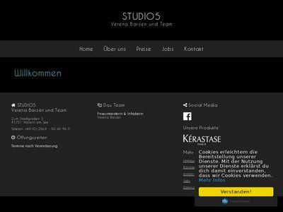 Studio5 Verena Barzen und Team
