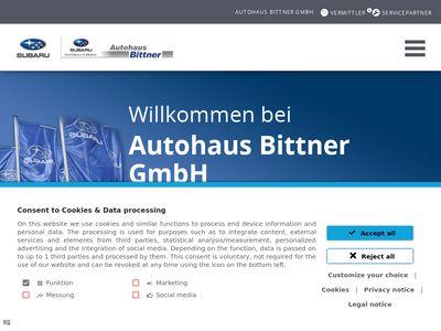 Autohaus Bittner Gm