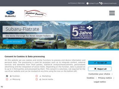 Autohaus Preising
