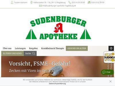 Sudenburger Apotheke