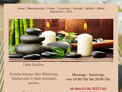 Melissa Lorenz Sukhothai Massage