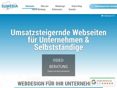 SUMEDIA Webdesign Falkensee