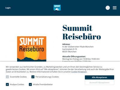 Summit Reisebüro München