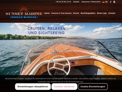 Sunset Marina Harald Windler