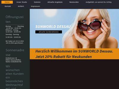 Sunworld Dessau