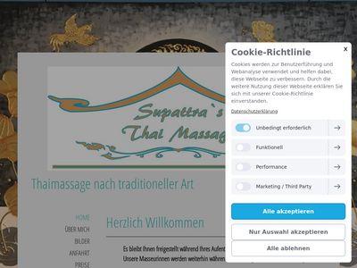 Supattras Thai Massage