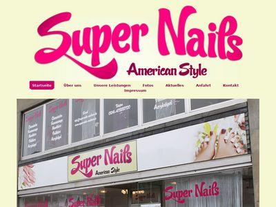 Super Nails Nagelstudio