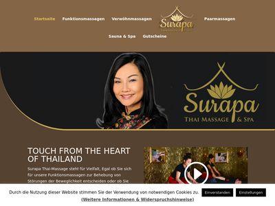 Surapa Thai Spa