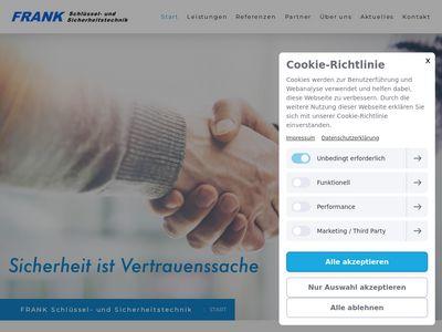 Frank Schlüssel- und Sicherheitstechnik