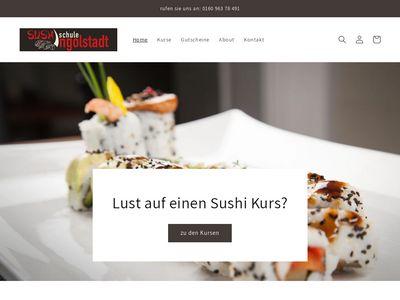 Sushi Schule Ingolstadt