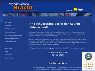 Roland Bracht KFZ-Sachverständiger