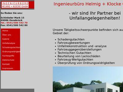 Helmig + Klocke GmbH KFZ-Sachverständige