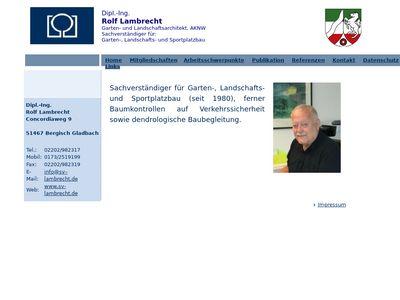 Rolf Lambrecht