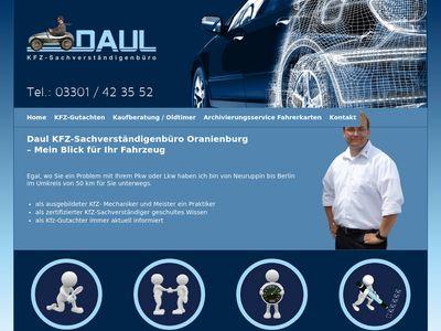 Daul KFZ-Sachverständigenbüro