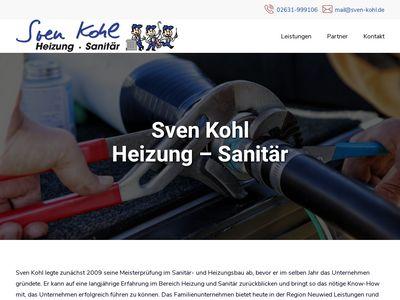 Kohl Sven Heizung Sanitär
