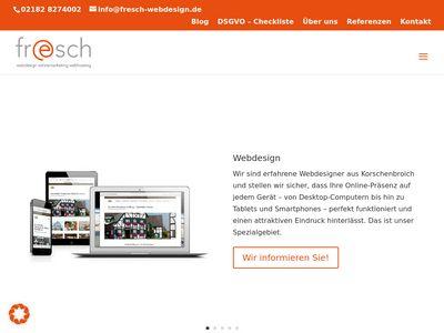 Webdesign by Svenken