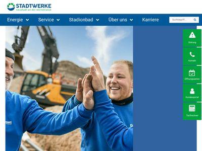 Stadtwerke Neustadt an der Weinstrasse GmbH