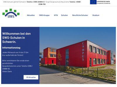 SWS Schulen gGmbH Campus am Ziegelsee